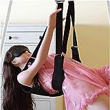 zxytg Columpio Sexual Oscilación giratoria de 360 ° Columpio de esclavitud Usado para Parejas SM Conjunto Productos eróticos Muebles sexuales de Almohada