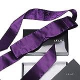 LELO INTIMA Antifaz de Seda Pura Purple: una exclusiva Venda Sexy de Pura Seda para los Juegos Sexuales BDSM más exquisitos.