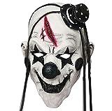 Máscara de payaso de Halloween de látex, diseño de casa de los 1000 cadáveres