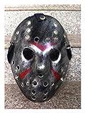 SSN NO.13 del Viernes Negro máscara de Jason Voorhees Máscaras Freddy Partido del Festival del Hockey de Halloween Mascarada de múltiples Colores for Elegir (Color : C)