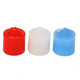 3 velas