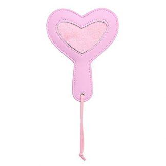 raqueta bdsm rosa