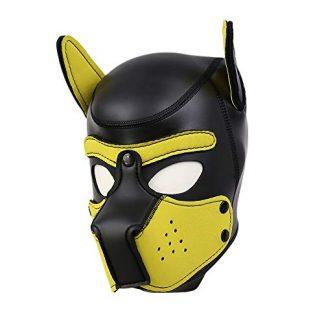 mascara perro bdsm