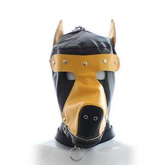 mascara perro