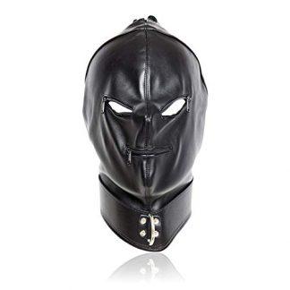 mascara cuero
