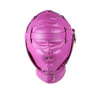 capucha rosa bdsm