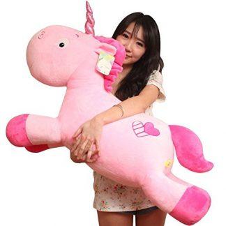 unicornio rosado