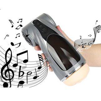 succionador con sonido real